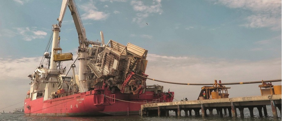 Subsea 7 awarded additional work on VITO development